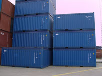 20 Ft Open Top Container (CSC approved)
