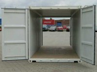 20 Ft Double Door Container