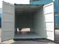 20 Ft High Cube Bulk Container