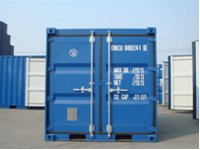 10 Ft Small Shipping Container (CSC approved)