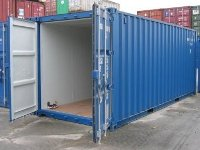20 Ft Isolated Container