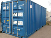 20 Ft Staff Room Container (4 persons)