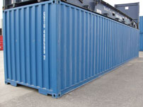 40 Ft Container (CSC approved)