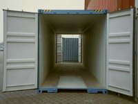 40 Ft Double Door Container